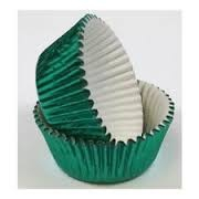 B/Out Cookie Cup Green Foil 14/12 1000s