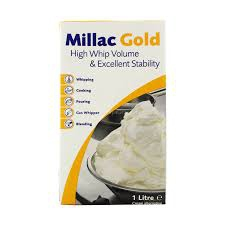 Cream Imitation Millac Gold 1L