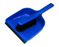 Dustpan & Brush 1set