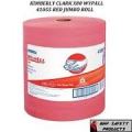Cloth Jumbo Red Roll 400m